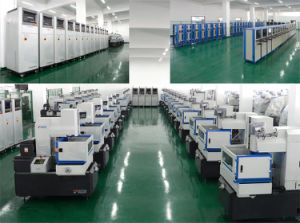 Molybdenum Wire Cut EDM Machine with High Speed Taper Cut pictures & photos