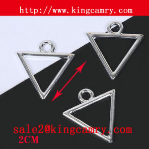 Alloy Charm/Small Triangle Charm/Pendant Charm/Metal Charm pictures & photos