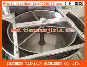 Centrifugal Dewatering Machine for Food Before Frying pictures & photos