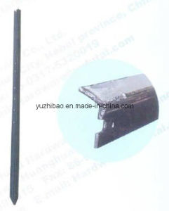 Black Painted Round Steel Connector, Steel Stake pictures & photos
