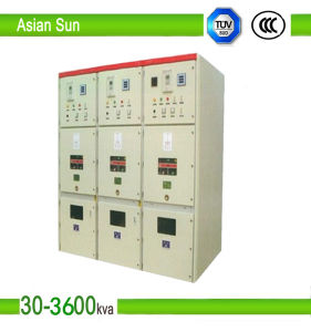 Electrical Cabinet Mns 380V 400V Low Voltage Drawable LV Switchgear pictures & photos