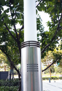 LED CMH 70W 150W Steel Pole Garden Lamp pictures & photos