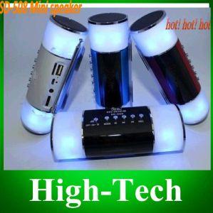 Original SD-508 Portable Metal Case Mini Speaker