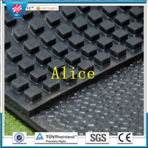Horse Stall Mats/Animal Rubber Mat/Agriculture Rubber Matting pictures & photos