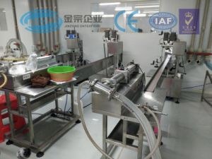 Small Production Capacity Semi-Automatic Filling and Capping Machine pictures & photos