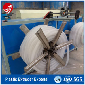 Single Wall Corrugated Plastic Pipe Extrusion Line pictures & photos