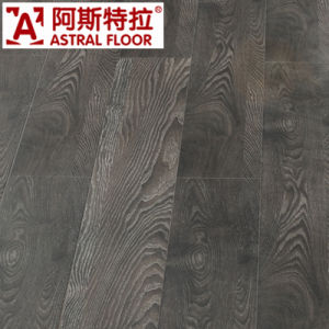 New Design 8mm&12mm Silk Surface Laminate Flooring (AD1118) pictures & photos