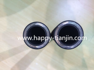 R12 Four Wire High Pressure Oil Hose pictures & photos