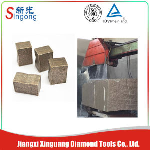 Granite Diamond Segment for Single Blade Cutting pictures & photos