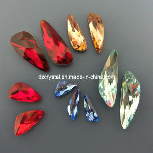 Canton Fair Decorative Point Back Faceted Crystal Bead for Jewelry Making pictures & photos