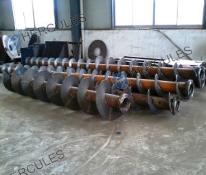 CFA Long Helix Drill Pipe for Drilling Rig pictures & photos