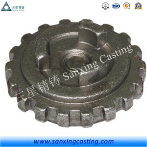 Investment Casting Steel Casting Stainless Steel Lost Wax Casting Valve Parts pictures & photos