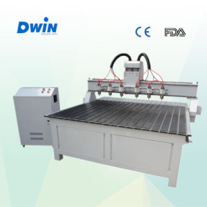 Multi Head Router CNC Engraving Machine for Furniture Making pictures & photos
