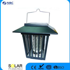 Solar Pest Killer LED Light with Multicrystalline Silicon pictures & photos