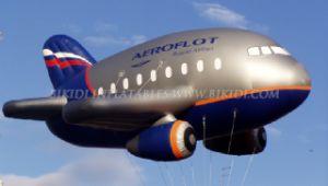 Helium Balloon / Plane / Blimp / Zepplin / Airship Shape Balloons (K7017) pictures & photos