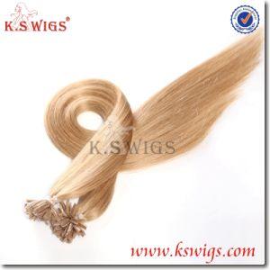 Remy Human Hair Extension U-Tip Keratin Indian Hair pictures & photos