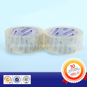 Super Clear OPP Adhesive Packing Tape pictures & photos