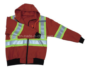 Safety Coat/ Parka Coat (DPA025) pictures & photos