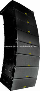 "Dual 12"" 3-Way High Power PRO Audio Line Array (CA-2712) pictures & photos"