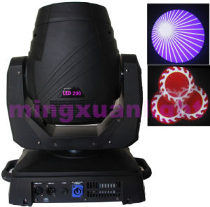 200W High Power LED Spot Moving Head Light pictures & photos