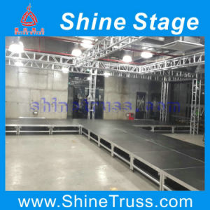 Aluminum Folding Stage Wedding Stage (YN-ST001) pictures & photos