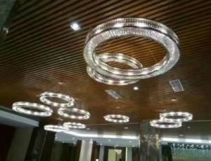 Crystal Ceiling Lamp Customized (WH-0990Z) pictures & photos