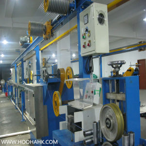 High Quality Siemens Inverterauto Cable Extrusion Machine pictures & photos