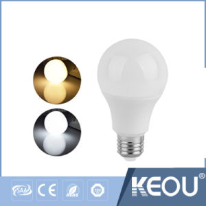 LED Bulb Lamp 7W A60 9W A65 E27/B22/E14 Base Lamp pictures & photos