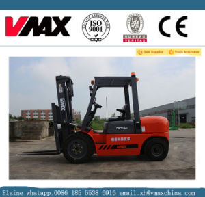 4ton Diesel Forklift with Japanese Isuzu 4jg2 Engine pictures & photos