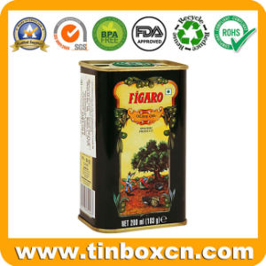 Leakproof Metal Tin Can for Olive Oil 5 Liters pictures & photos
