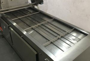 Automatic Frozen Food Tray and Cup Sealing Packing Machine (VC-3) pictures & photos