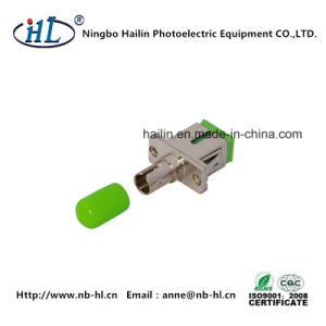 Sc-St/Sm/APC Fiber Optic Hybird Adapter pictures & photos