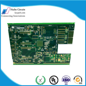 Press Fit BGA Electronics Blind Buried Via PCB Prototyping
