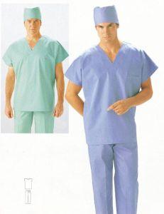 New Design Hospital Uniform (UFM130280) pictures & photos