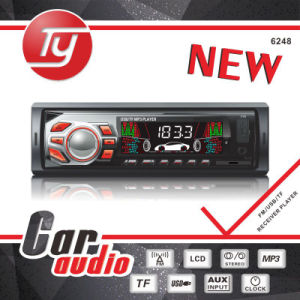 Universal One DIN Car MP3 Player/ Auto Player with Ce Approved pictures & photos