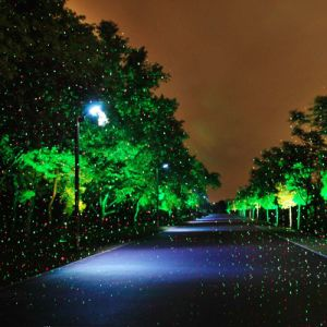 Red and Green Christmas Garden Laser Light pictures & photos