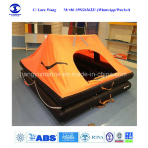 Solas Custom Inflatable Rigid Type Life Raft/ Solas Liferaft pictures & photos