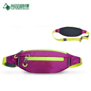 Customized Zippered Small Sport Waist Bag (TP-WTB013) pictures & photos