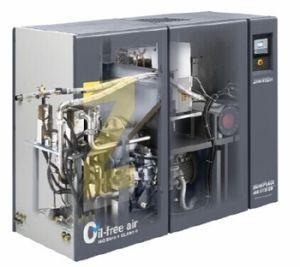 Atlas Copco Oil Free Rotary Air Compressor (ZT55VSD) pictures & photos