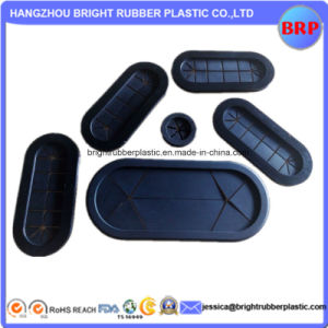 OEM Cheap Guaranteed Drywall Cable Oval Silicon Rubber Grommet pictures & photos