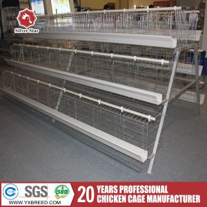 3 Tiers Egg Battery Chicken Cage/Broiler Chicken Cage pictures & photos