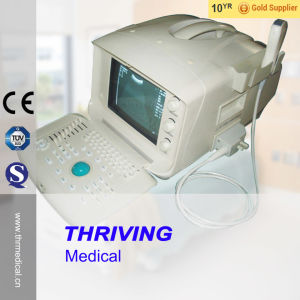 Thr-Us6600 Medical Portable Ultrasound Machine pictures & photos