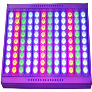 600W RGB LED Flood Light with DMX Dali System pictures & photos