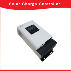 LCD Displays Max 3000W Output Intelligent Solar Charge Controller pictures & photos