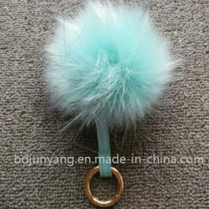 Fake Raccoon Fur Ball Wholesale pictures & photos