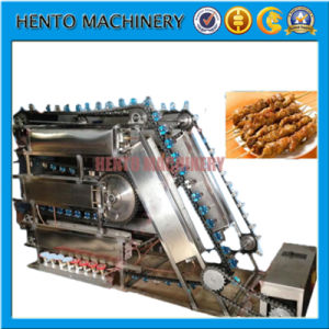 Automatic Electric Meat Skewer Shawarma Kebab Machine / BBQ Grill pictures & photos