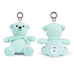 Christmas Gift Smallest Portable Mini Bluetooth Bear Speaker for Cellphone pictures & photos