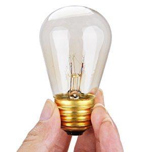 S14 Modern Lighting Decorative Festival Lights E27 Base String Light pictures & photos