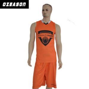 Sublimation Sports Reversible Basketball Sports Wear Basketball Wear pictures & photos