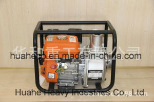HUAHE Powerful Gasoline Water Pump WP-20 pictures & photos